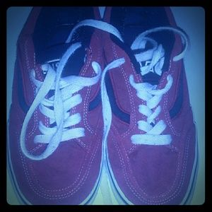 Vans Holder Skateboard Shoes Size 9 Men's